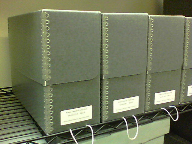 Archives_DocumentCases