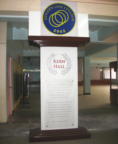 Theosophical Society - Kern Hall.