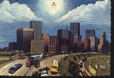 The Dallas Rapture