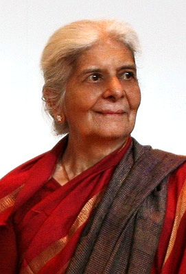 Theosophical Society - Radha Burnier was the president of the international Theosophical Society from 1980 till her death in 2013. The daughter of N. Sri Ram, who was president of the international Theosophical Society from 1953 to 1973, she was an associate of the great spiritual teacher J. Krishnamurti