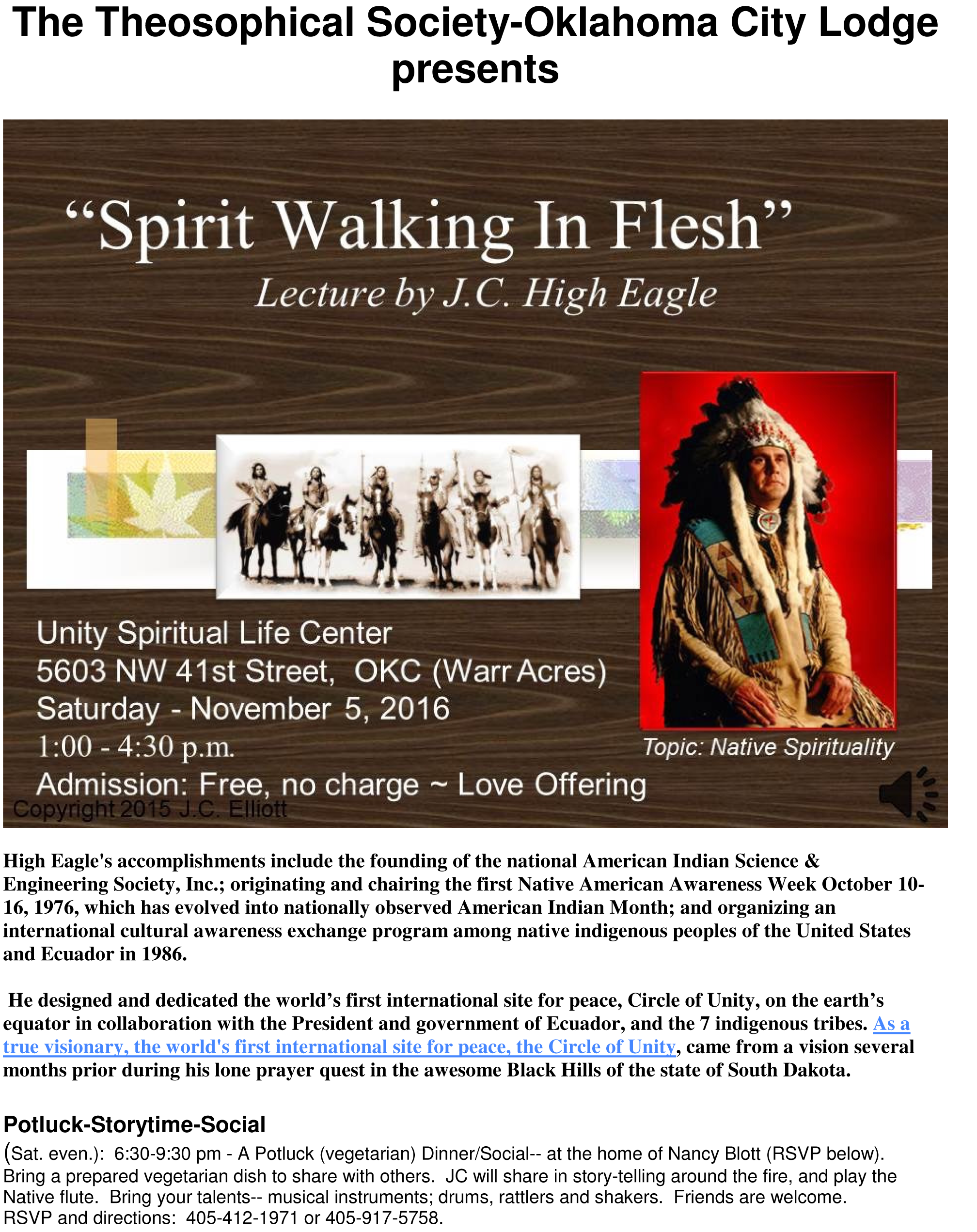 https://www.theosophical.org/images/stories/enews/October2016/Spirit-Walking-in-Flesh__--JC-High-Eagleflyer-11_5_2016.png